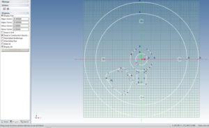 Ironcad przejście CAD 2d na 3d 2