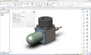 IRONCAD CAD 3D modele models Sketchfab 2