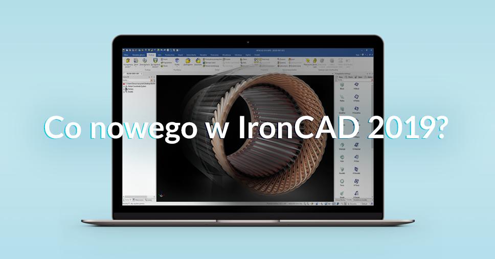 IronCAD Webinarium Baner