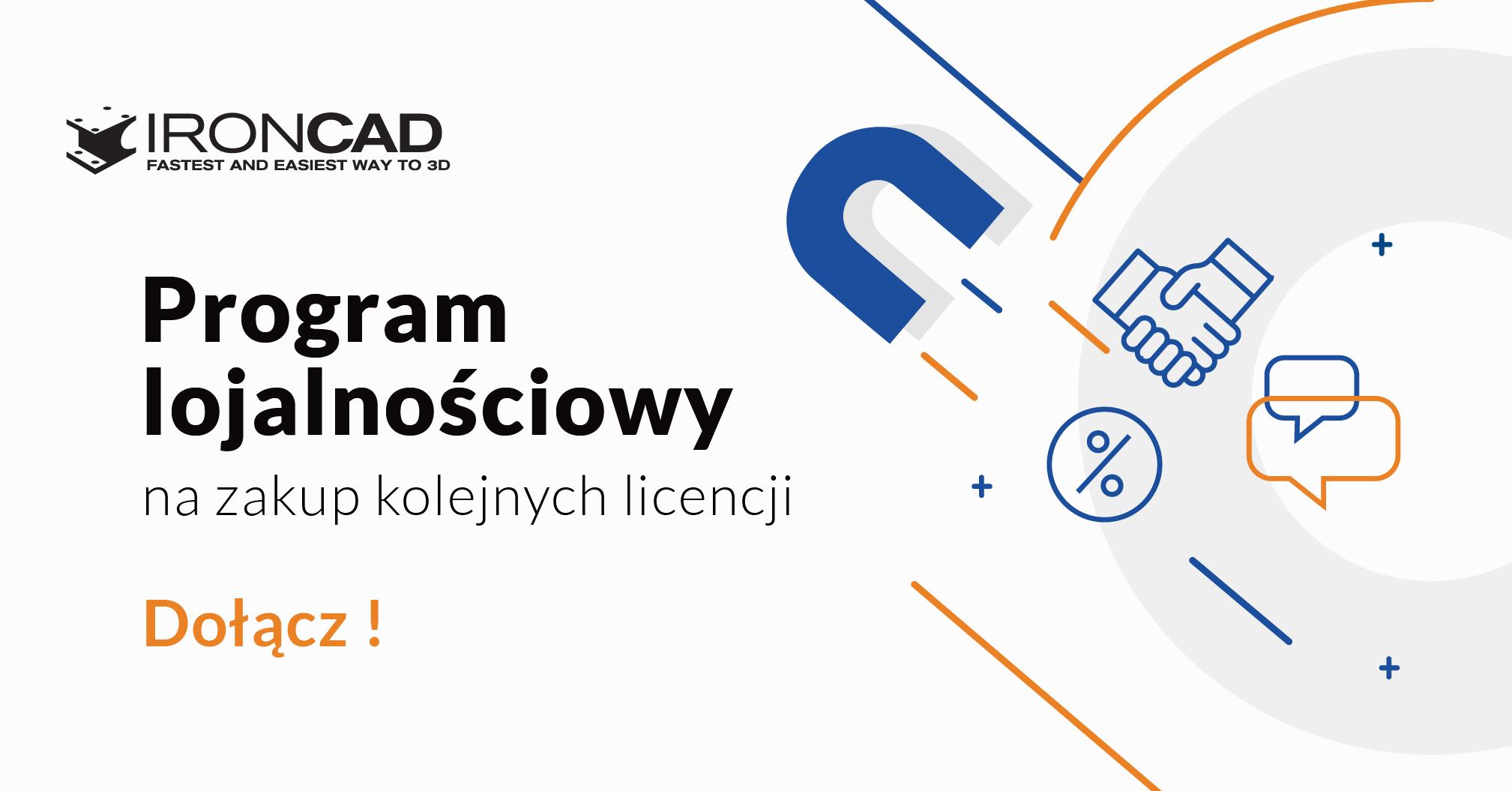 IRONCAD Polska docenia obecnych klientów!