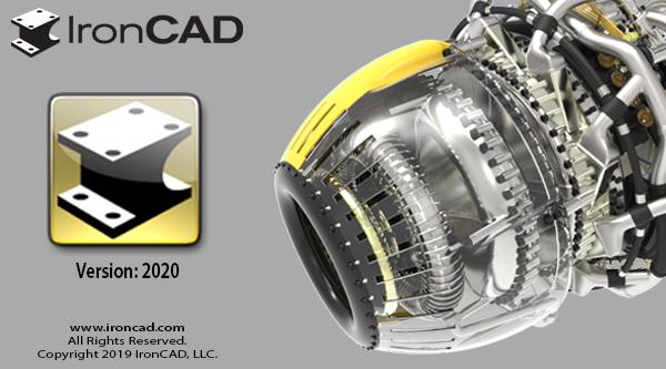 IRONCAD 2020