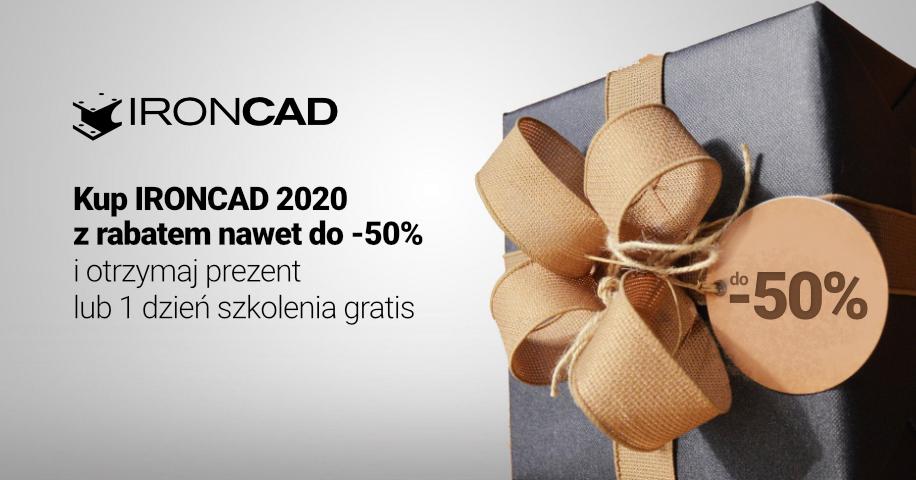 IRONCAD 2020 już w sprzedaży!