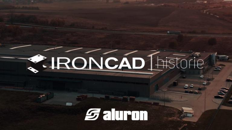 IRONCAD HISTORIE – ALURON