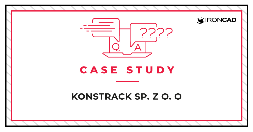 Case study – Firma KONSTRACK SP. Z O. O.