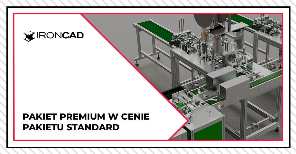 Rewolucja cen – Pakiet Premium w cenie pakietu Standard