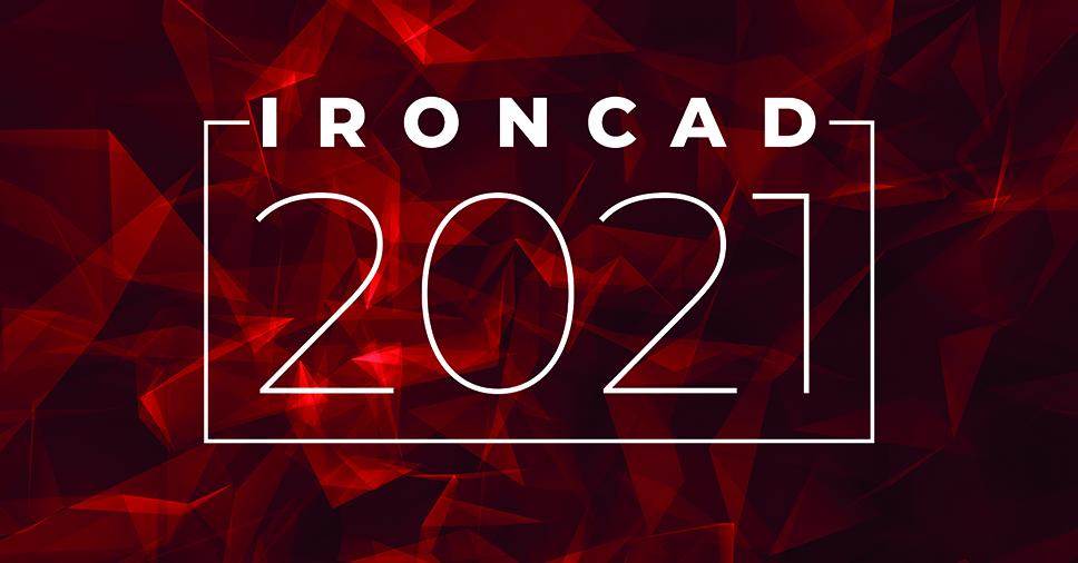 Szkolenie: Nowości w IRONCAD 2021 - Szybsze tworzenie projektów i rysunków produkcyjnych