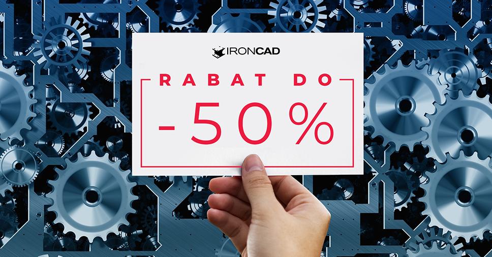 Pracuj z najnowszymi narzędziami IRONCAD 2021!