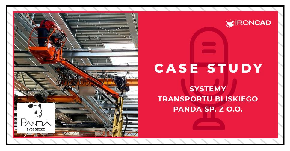 Case study – firma Systemy Transportu Bliskiego PANDA Sp. z o. o.