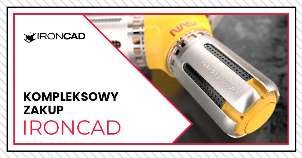 Promocja: Kompleksowy zakup IRONCAD
