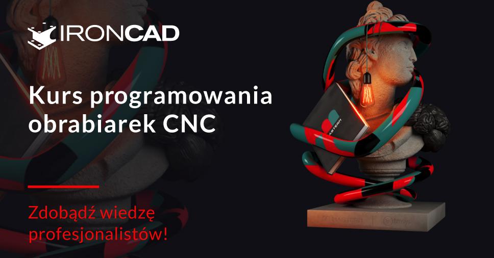 Kurs programowania obrabiarek CNC